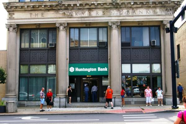 Это Huntington National Bank