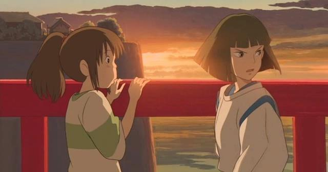 an analysis of the relationship between cuteness and threat in spirited away an animated film by miy Introduction to japanese horror film in his analysis of the relationship between modernity and early of such international hits as spirited away.